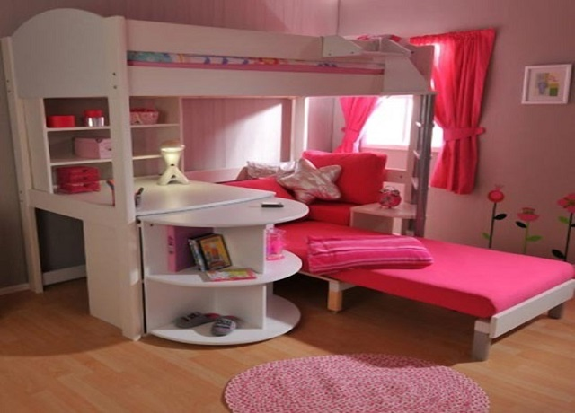 Girls-Bunk-Beds