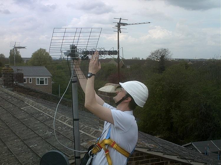 Aerial and Satellite Installation