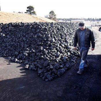 Supply of Coal Can Keep You Warm in the Winter