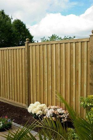 Garden Fences.